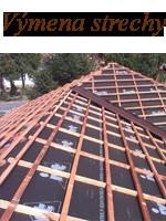 vymena strechy
